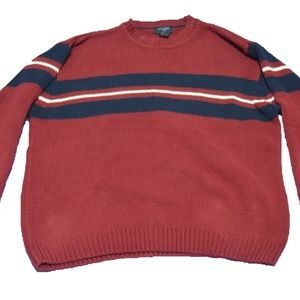 Knit Dockers Sweater Size Large